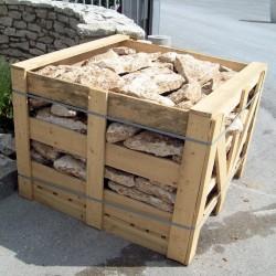 Mauersteine naturrau
