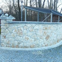 Castellina® - Verblendmauerwerk Polygonalsteine