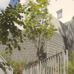 Fassaden- und Sichtschutzelemente