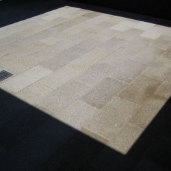 Granit  Bodenplatten - Padang gelb G682