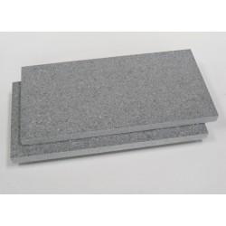 Granit  Bodenplatten - Padang dunkell G654