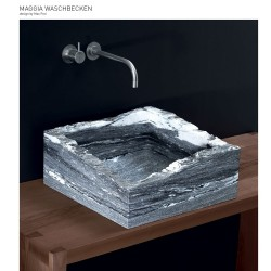 """Aufsatzwaschbecken, massiv """"Maggia"""""""