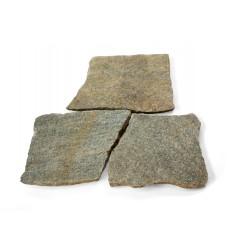 Polygonalplatten - Gneis Giallo