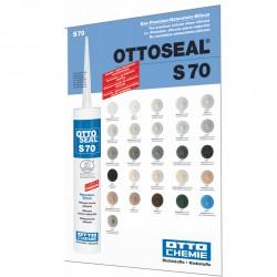 Silikon - Ottoseal S70 - Standart
