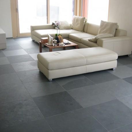 Bodenplatten Schiefer Graphite Select - Fliesen 80 x 60