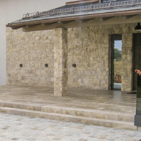 Landhausmauerwerk