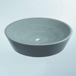 Schiefer Waschbecken - Die Schale