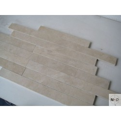 Bodenplatten African beige geschliffen