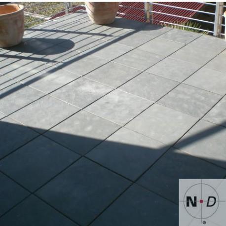 Bodenplatten, Schiefer, grau