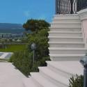 Stufen - Abdeckplatten - Massivarbeiten aus Dietfurter Kalkstein gala®